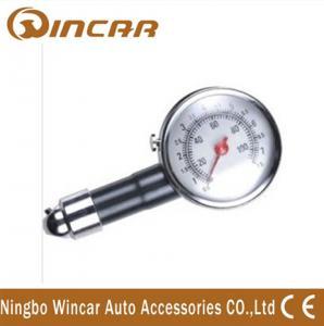 Buy cheap Portable Tire Inflator Digital Tire Pressure Gauge , Mini precision tire pressure gauge product