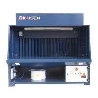 Buy cheap Polishing Downdraft Grinding Table Dust Collector product