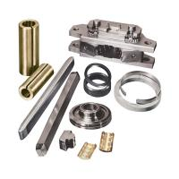 Buy cheap Custom Metal Parts Precision Dies , Hot Cold Forged Aluminum Parts product