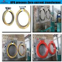 Buy cheap prompt delivery AGP clamping machine for high current bushings product