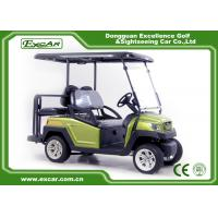 Buy cheap Excar 4 passenger Electric Hunting Carts 275A Curtis Controller/Trojan Batteries from wholesalers