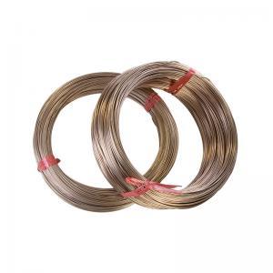 Buy cheap CuMn12Ni / 6j13 Shunt Manganin 43 / Manganin 44 Precision Resistance Wire For Resistor product