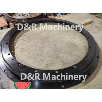Buy cheap VLU200844 slewing bearing used for sewage treatment system, INA 50Mn slewing ring with black coating product
