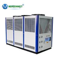 Buy cheap Mgreenbelt Brand 30HP Plant Cooling System Air-cooled Water Glycol Chiller With from wholesalers