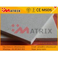 Buy cheap Furnace and Kiln Heat Insulation low price Ceramic Fiber Board M0627 with Alu  Foil product