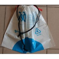 Buy cheap Lovely Drawstring Plastic Bags For Children Toy And Books / Kids Gift product