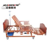 Buy cheap Comfortable Manual Adjustable Bed For Home Care OEM Accepted 2190*1110*510mm product