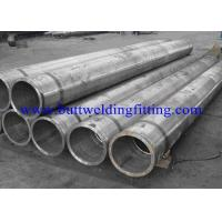 Buy cheap Alloy 28, Sanicro® 28 Nickel Alloy Pipe  ASTM A312 UNS N08028 product