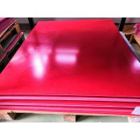 Buy cheap Durable Switch Cabinet GPO3 Fiberglass Sheet With Excellent Arc Resistance product