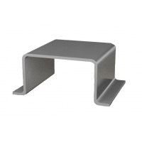 Buy cheap Angle Corner Protector Refrigerated Truck Body Rail Aluminum Profiles product