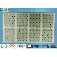 Buy cheap Tactile Dome Button Metal Dome Keys Combined With High Density PET Circuit product