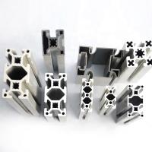 Buy cheap 5-6M Industrial Aluminium Profile , Aluminium T Slot Track ISO9001 Approval product