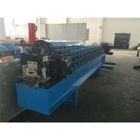 Buy cheap Wall Board  Shutter Roll Forming Machine with Punching system 0.4-0.7mm product