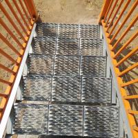 Buy cheap trailer decking metal grate / heavy duty catwalk decking grating product