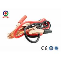 Buy cheap Red / Black Jump Leads Booster Cables PVC Insulation With Voltage Overload Protector product