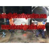 Buy cheap Air casters corporation manufacturer in china product
