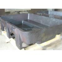 Buy cheap OEM Aluminum Ingot Mold With Forklift Hole Sow Mould Dross Pan product