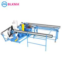 Buy cheap HVAC Galvanized Steel Spiral Duct Forming and Manufacturing Machine product