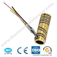 Buy cheap Heating Element spiral hot runner coil brass nozzle heater for enail from wholesalers