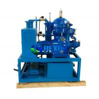 China Waste Dirty Industrial Oil Purifier with Centrifugal Oil Water Separator on sale