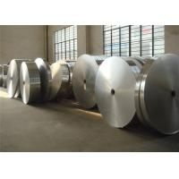Buy cheap Flat Rolled H14 H24 H32 H112 Aluminum Coil Corrosion Resistance Aluminum Sheet from wholesalers