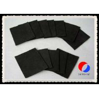 Buy cheap High Strength Carbon Fiber Heat Resistant Felt For Drinking Water Purification product