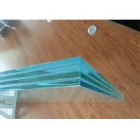 Buy cheap Colored / Clear PVB Laminated Glass 6.38mm 8.38mm 8.76mm Thickness For Construction product