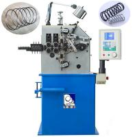Buy cheap Blue Wire Spring Making Machine230pcs / Min Fast Speed With 100KG Decoiler from wholesalers