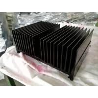 Buy cheap CNC Machining Extruded Heat Sink Akzo Nobel Powder Painting for Truck Lamp product