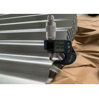 Buy cheap JIS G3302 SGCC Galvanized Corrugated Roofing Sheet With Zinc Coating 275g/M2 product