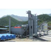 Quality 50000L Bitumen Storage Tank Asphalt Batch Mix Plant Hot Recycling Interface Reserved Forced Type for sale