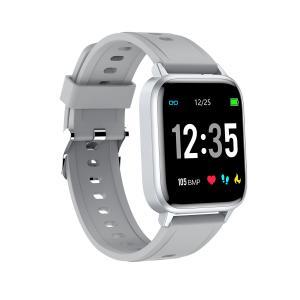 Buy cheap Narrow Border Glass Mirror 180mAh IP68 Waterproof Smart Watch product