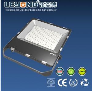 Quality 100-110lm / W High Brightness Outdoor Led Flood Lights 200w 3030SMD CRI >80 for sale