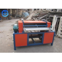 Buy cheap 100% Separating Rate Radiator Copper And Aluminum Separating Machine from wholesalers