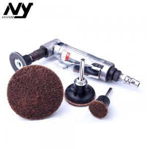 "Quality Flax Nylon Red 3m 2"" Sanding Discs Automobile Polishing TS 8000 ~ 13000 RPM for sale"