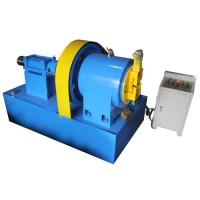 Buy cheap Blue Pipe Embossing Machine Processing Diameter 12.7-25.4mm Thickness 0.2-0.5mm product