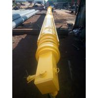 Quality Construction Friction Or Interlocking Type Kelly Bar Drilling Tools For Rotary Piling Rig Parts for sale