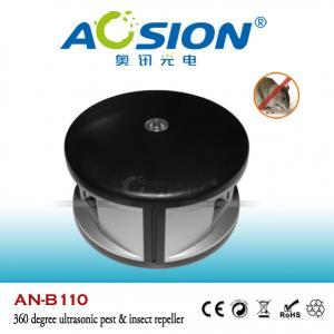 Buy cheap Brilliant Indoor  All Around Ultrasonic Flies Repeller product
