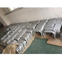 Buy cheap Machining Silver Anodized AA20um Aluminium Round Tube with Holes product