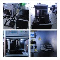 Buy cheap Automatic Glass Engraving Equipment , 3d Printer Laser Engraving Machine product