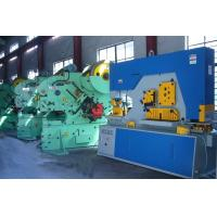 Buy cheap 60 tons universal ironworker, universal ironworker, Q35Y Series product