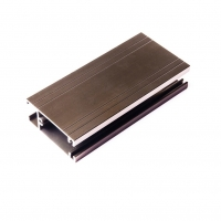 Buy cheap 2.0mm Powder Coated 6063 T6 Alu Extrusion Profiles product