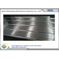 Buy cheap Anti - Earthquake 1060 Corrugated Aluminum Sheet High Mechanical Properties from wholesalers