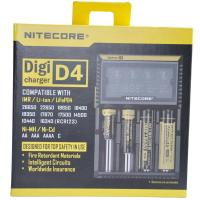 Quality Nitecore D4  flashlight battery charger, EU/US Plug Intelligent Battery Charger for sale