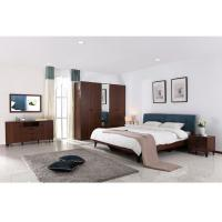 Buy cheap Five Door Wardrobe Melamine Bedroom Furniture High Gloss For Home / Hotel product