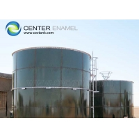 Buy cheap PH3 Glass Lined Steel Fire Water Tank For Commercial Industrial product