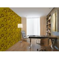 Buy cheap Studio Modern 3D Wall Panels Ecological Material 3D Wall Covering 2.0 cm product