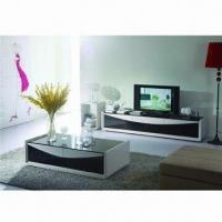 Buy cheap Coffee Table with MDF and High Glossy Painting, Newest Style product
