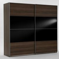 Buy cheap Black High Gloss Bedroom Furniture Sets , Light Wood Bedroom Furniture  product