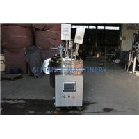 Buy cheap Movable Stainless Steel Mixing Tank , Explosion Proof Production Cream Tank from wholesalers